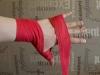 Обматываем костяшки пальцев