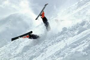 Ski Fail