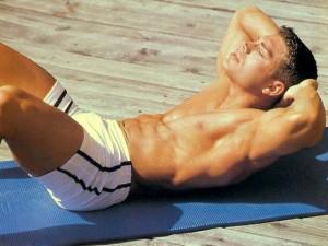 Зарядка для мужчин, домашние упражнения для мужчин