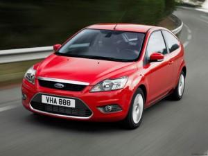 Автомобиль Ford Focus 3 - лучший бюджетный автомобиль