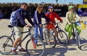 Велопрогулки, путешествие на велосипеде
