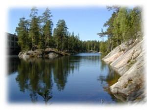 Как выбрать место хорошей рыбалки