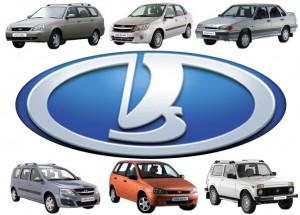 Модельный ряд автоваза