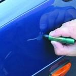 Как можно убрать царапины с машины