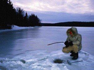 Что нужно для зимней рыбалки