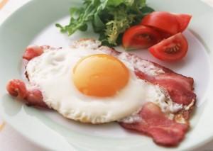Как жарить яичницу, чтобы не умереть от голода
