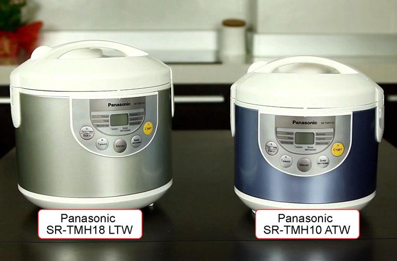 Panasonic SR-TMH10 ATW, Panasonic SR-TMH18 LTW