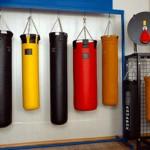 Как выбрать боксерский мешок или грушу