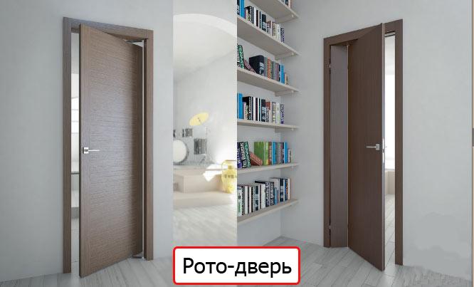 Рото-дверь