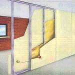 Стена из гипсокартона своими руками: фото, видео