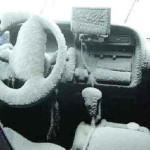 Как прогреть машину зимой