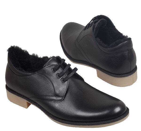 туфли на меху