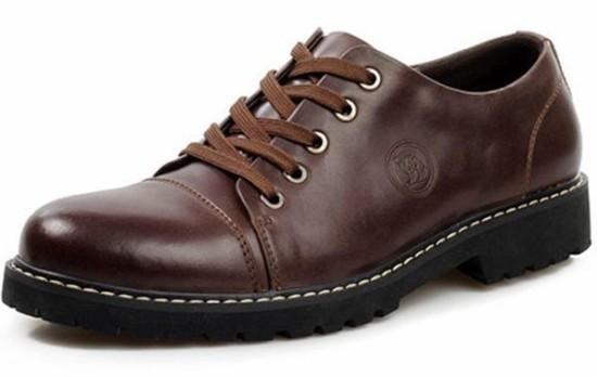 имние туфли на высокой подошве